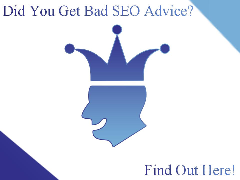bad-seo-advice
