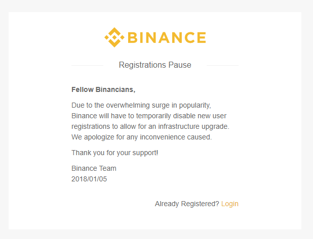 Gold Rush Shovels: How People Are Selling Binance Accounts