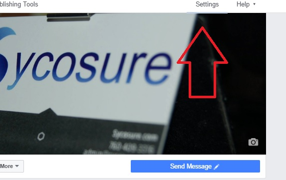 facebook-business-page-settings